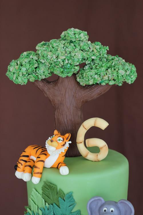 How To Create A Safari Cake Sweet Dreams And Sugar Highs